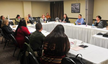 Blackfeet Community College's missing Indigenous persons database nearing completion